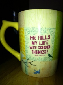 What is in your cup today?